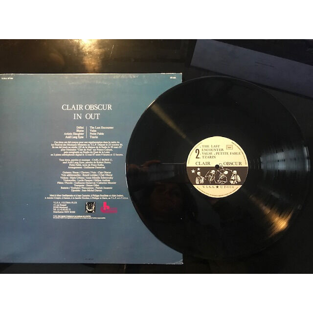clair obscur In Out