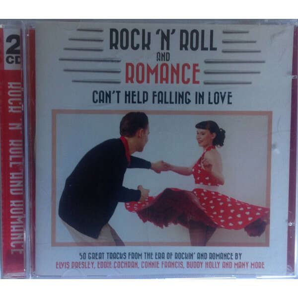 Rock 'N' Roll And Romance Can't Help Falling In Love