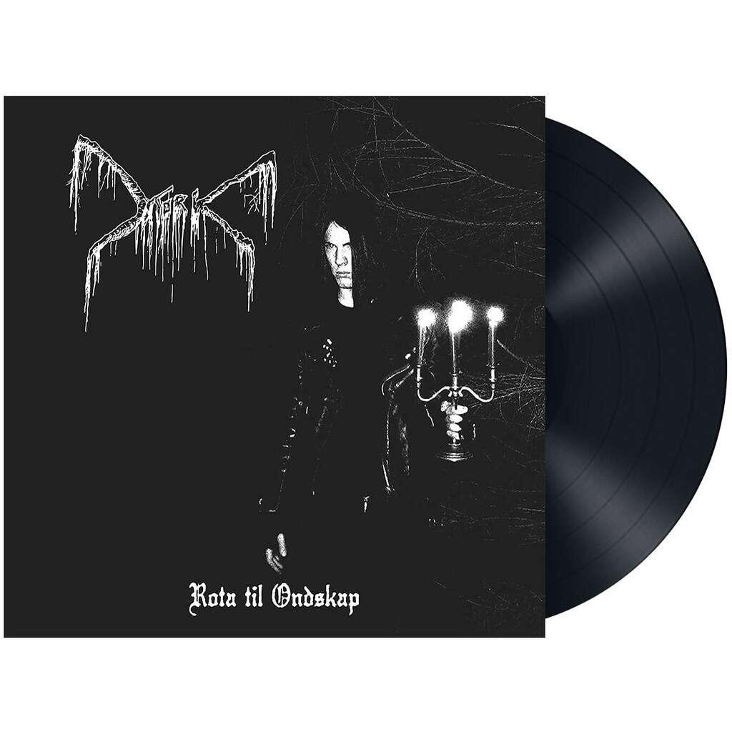 MORK Rota Til Ondskap. Black Vinyl