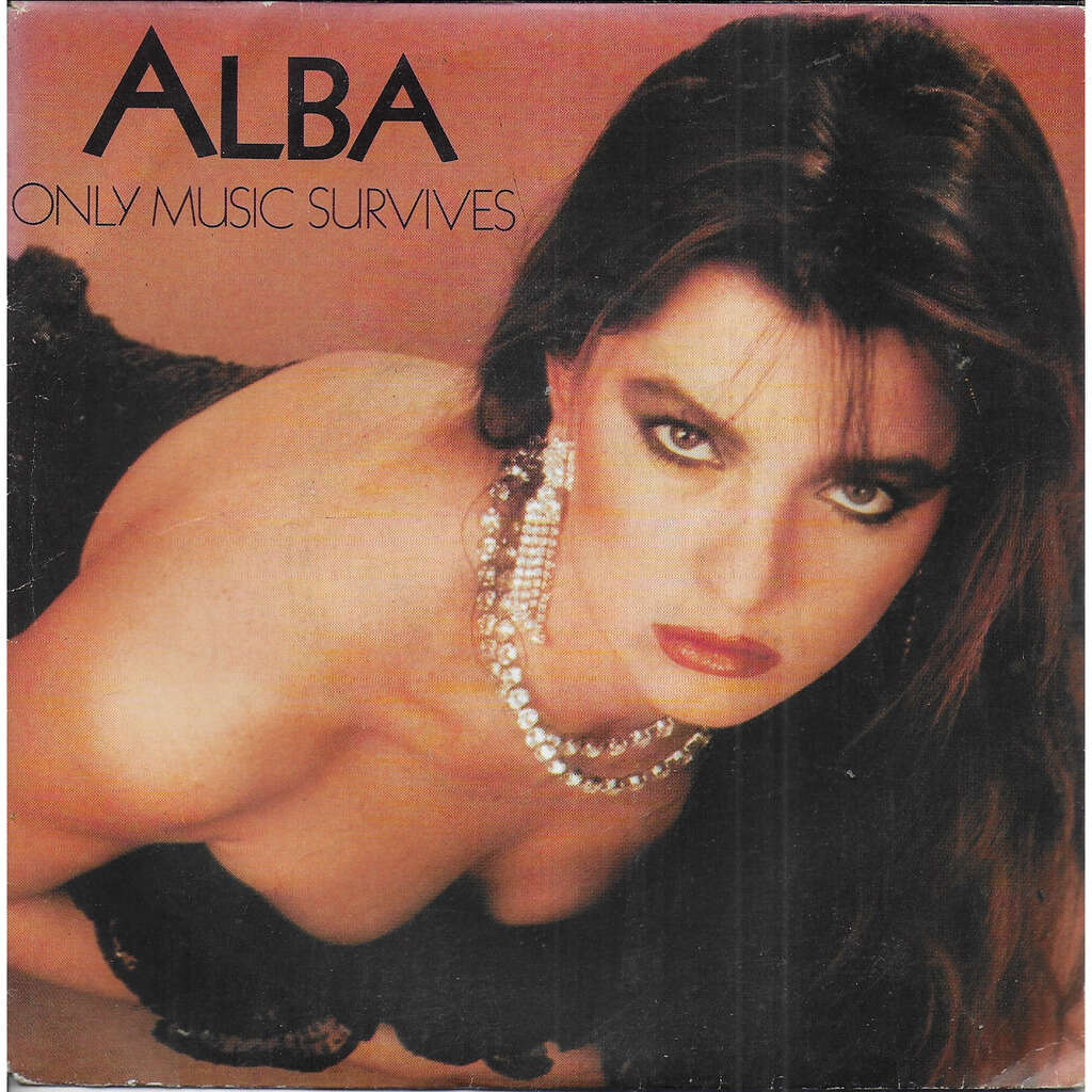ALBA Only music survives