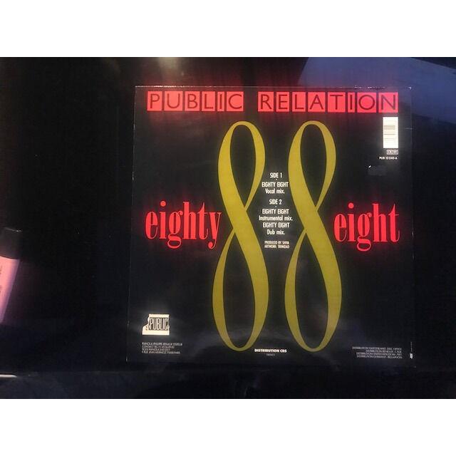 PUBLIC RELATION Eighty Eigth (88)
