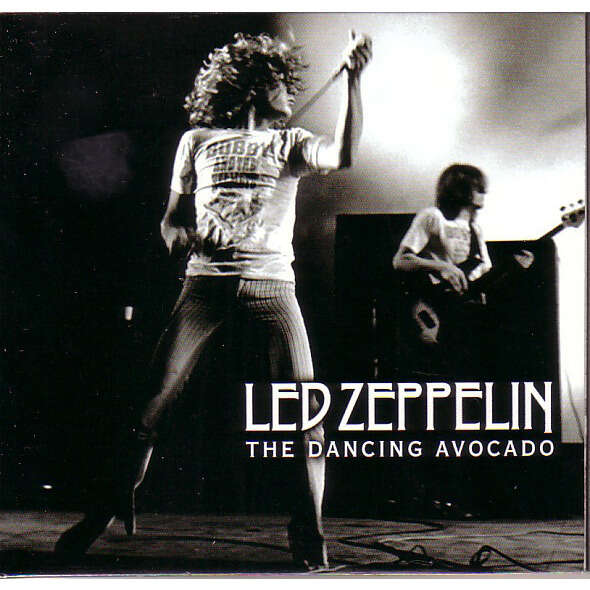 LED ZEPPELIN THE DANCING AVOCADO CD