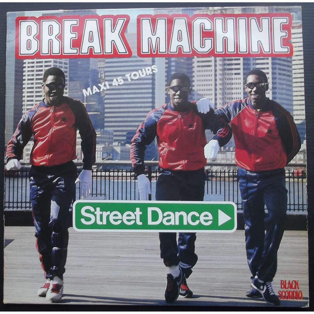 Break machine street dance