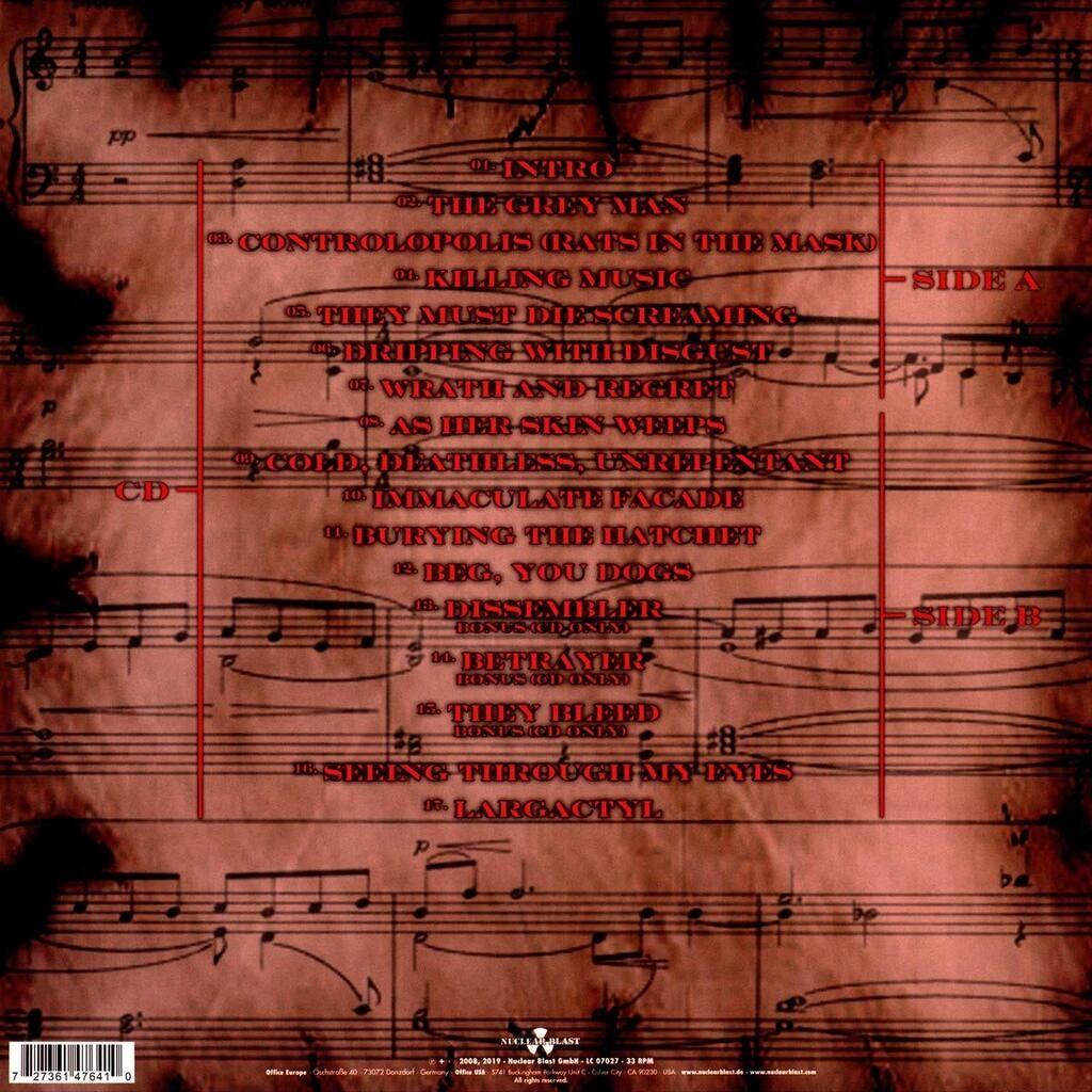 Benediction Killing Music