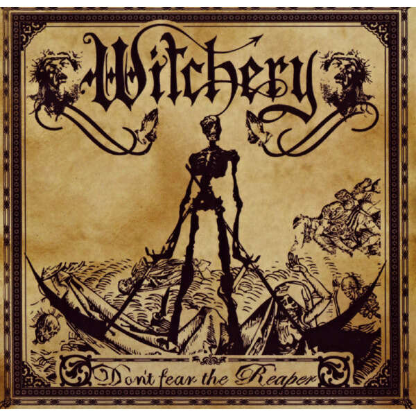 WITCHERY Don't Fear the Reaper