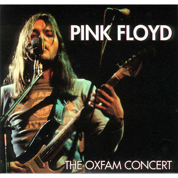 PINK FLOYD THE OXFAM CONCERT 2CD