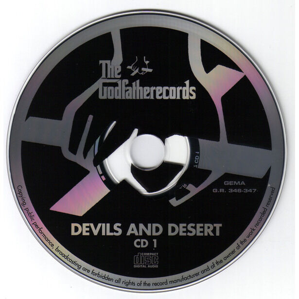 ROLLING STONES DEVILS AND DESERTS 2CD
