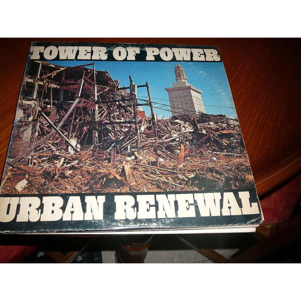 Tower Of Power Urban Renewal