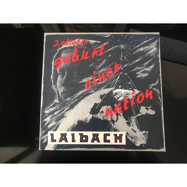 laibach Oktober-Geburt Einer Nation