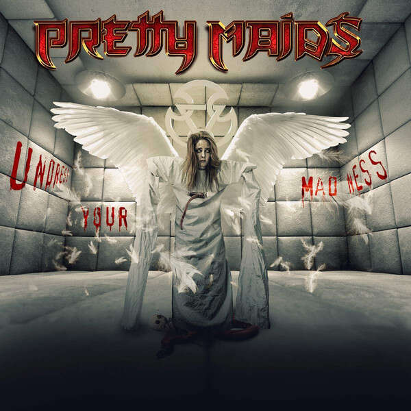 Pretty Maids Undress Your Madness (lp)