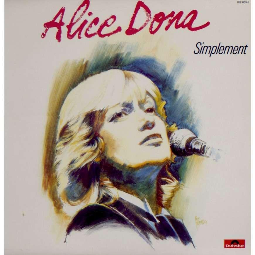 Alice Dona Simplement