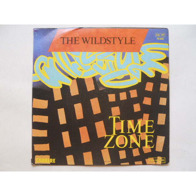 TIME ZONE THE WILDSTYLE . 4' 57' - THE WILDSTYLE . 4' 00'