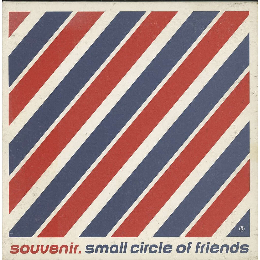 souvenir small circle of friends