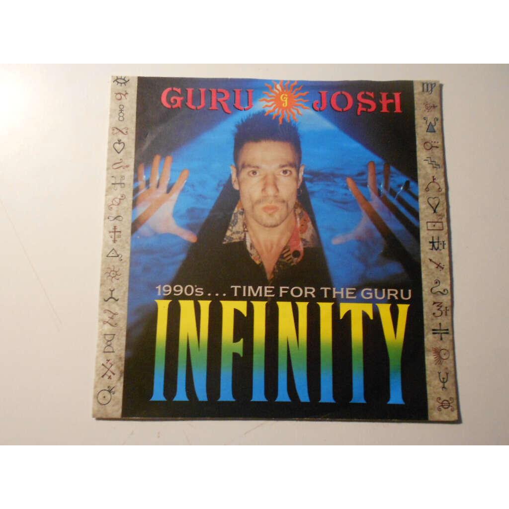 guru josh 1990's ...time for the guru infinty