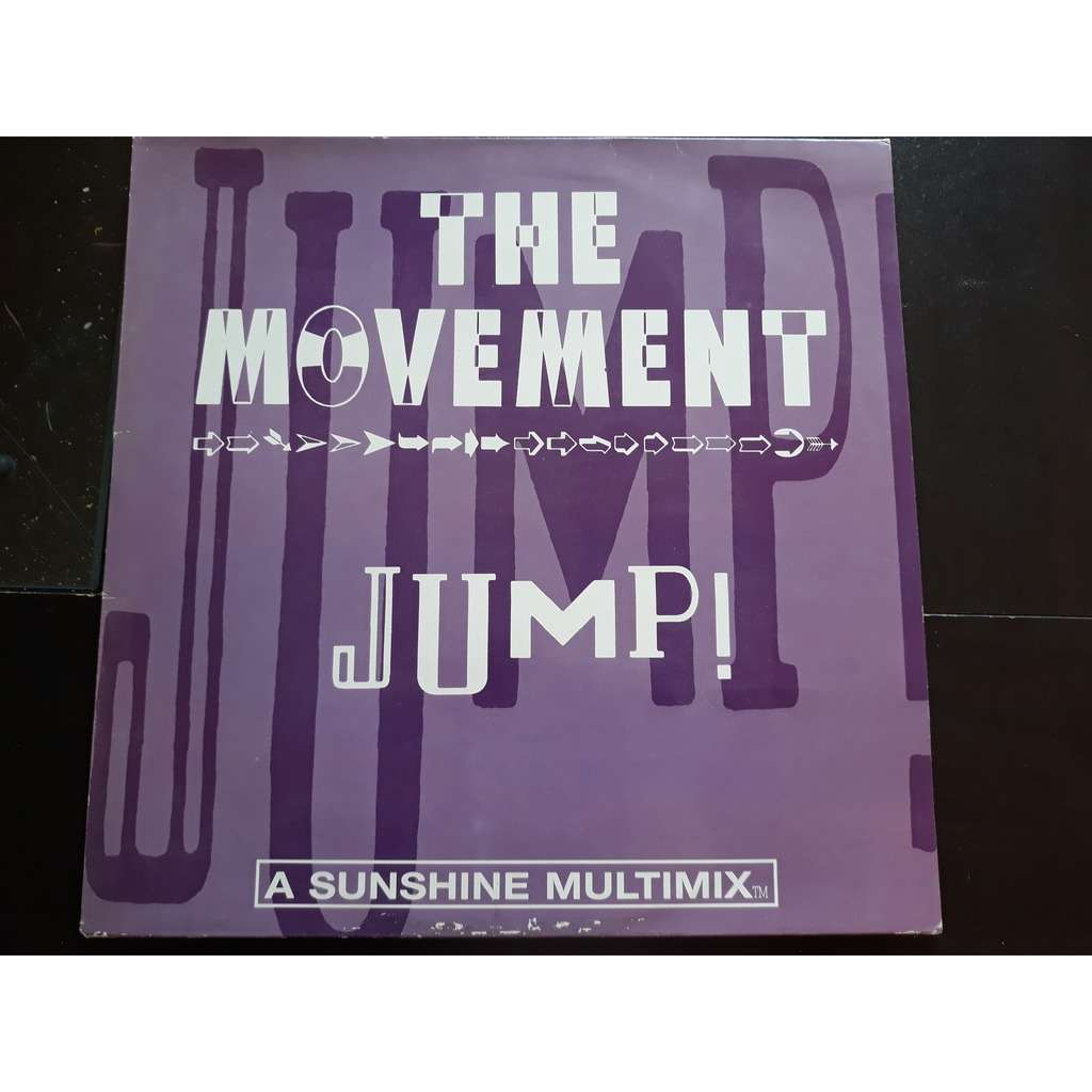 The Movement (3) - Jump! (12) The Movement (3) - Jump! (12)