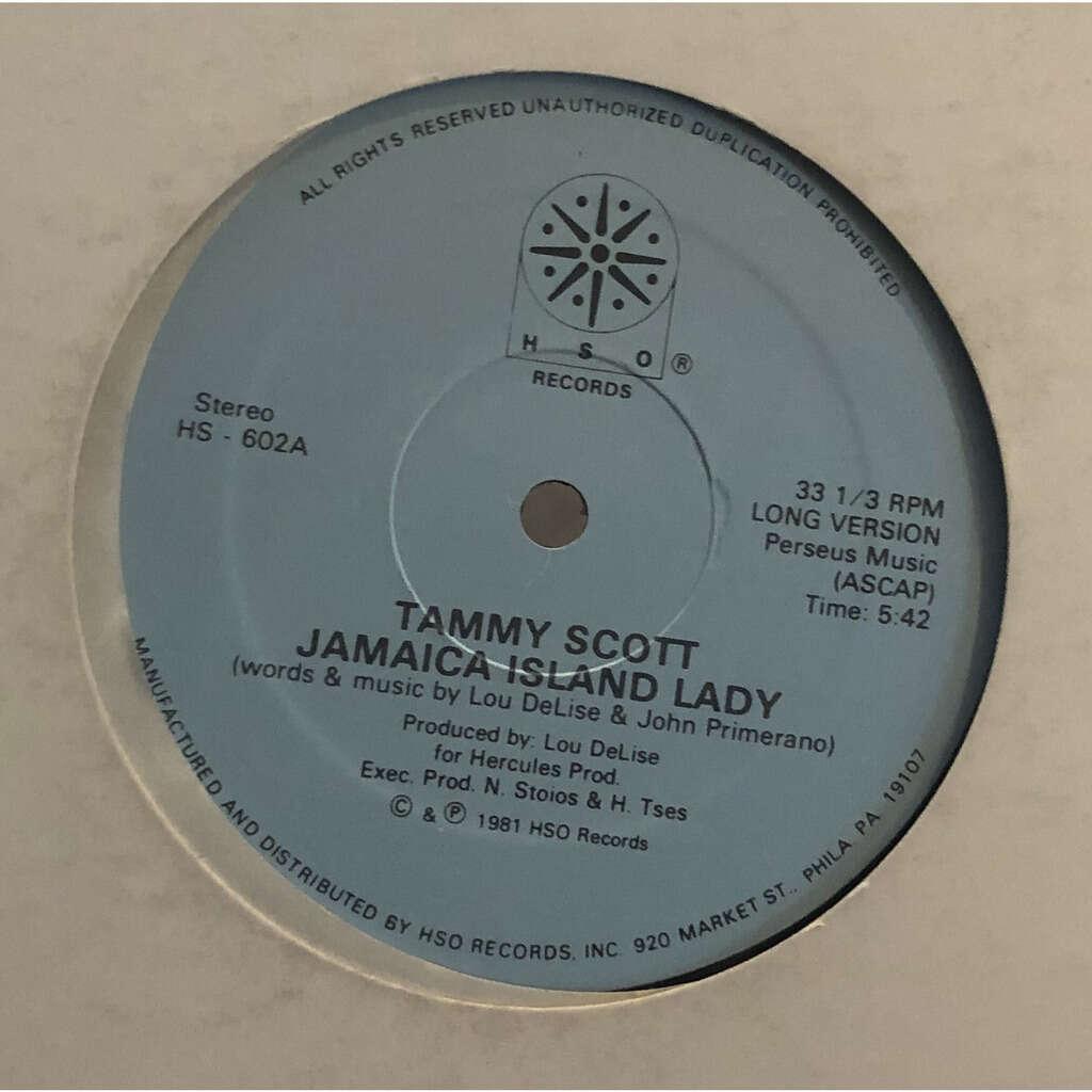 Tammy Scott Jamaica Island Lady