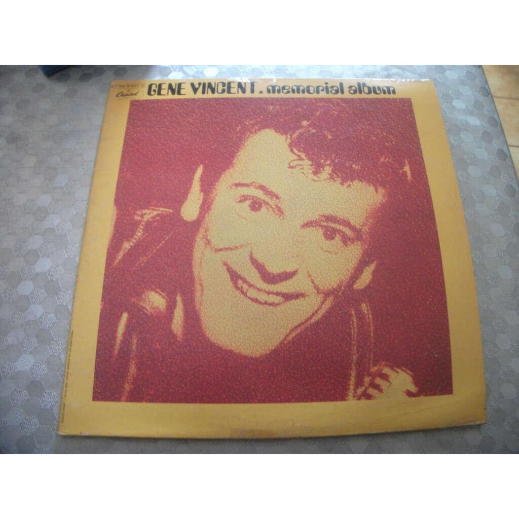 Gene Vincent Memorial Album (GATEFOLD)