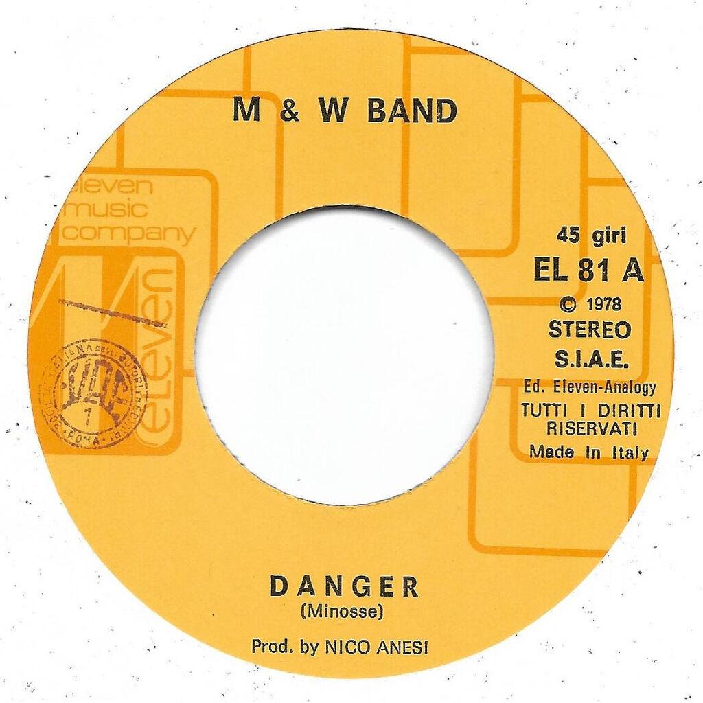 M & W Band Danger