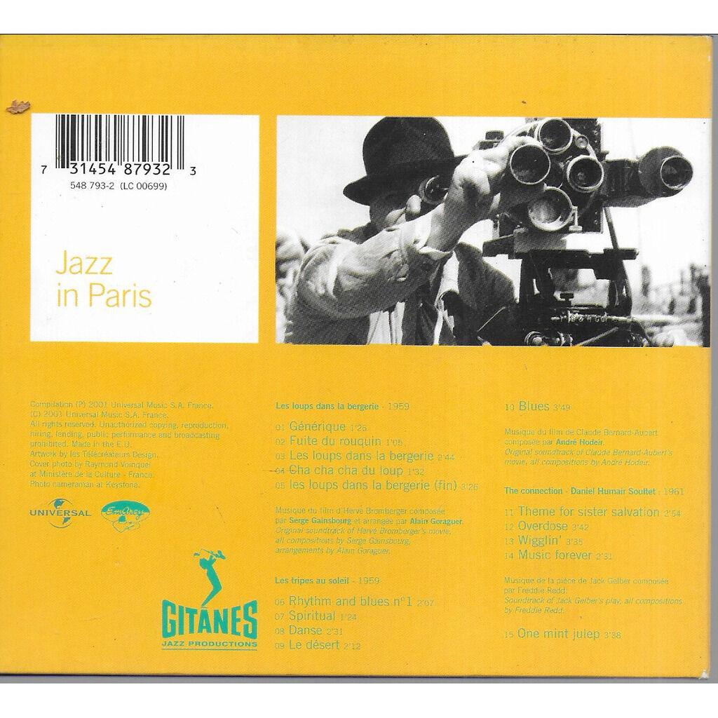 Alain GORAGUER & divers Jazz & Cinéma, Vol 3