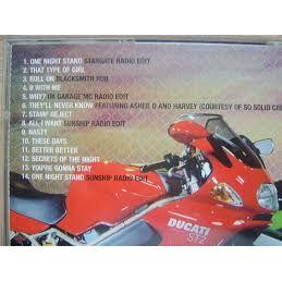 Mis-Teeq Lickin' on both sides (2002; 16 tracks)