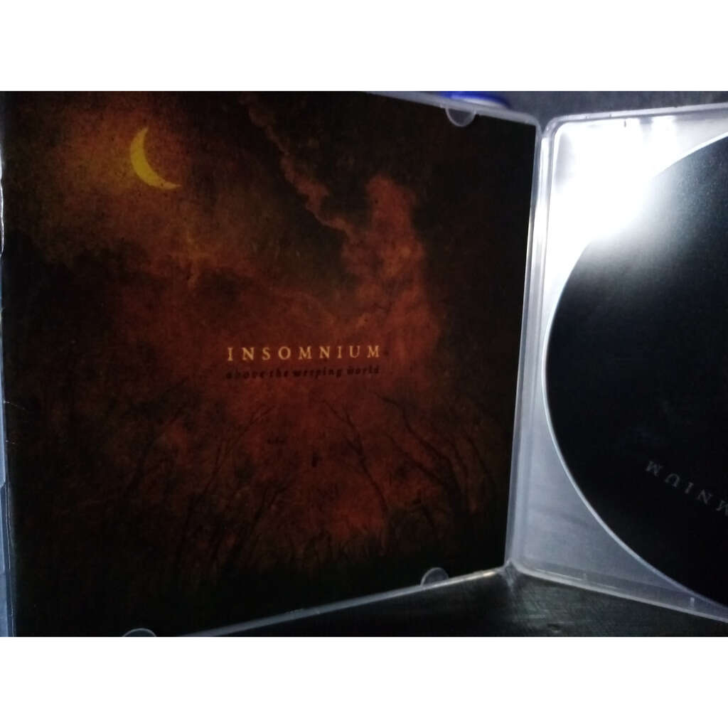 insomnium Above the weeping world