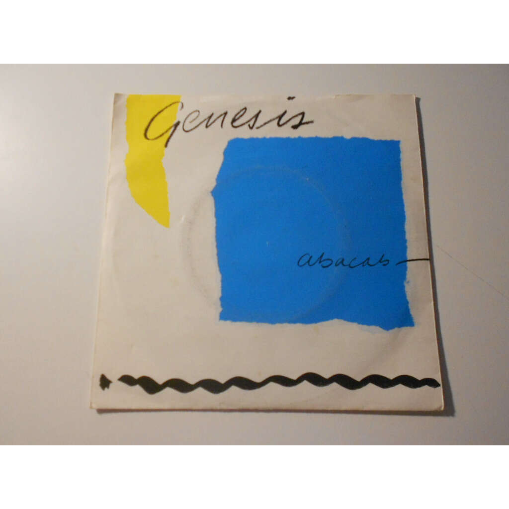 genesis abacab § another record