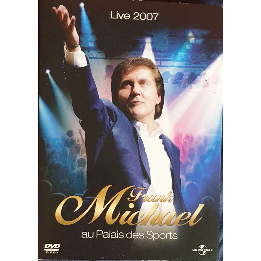 FRANK MICHAEL LIVE 2007