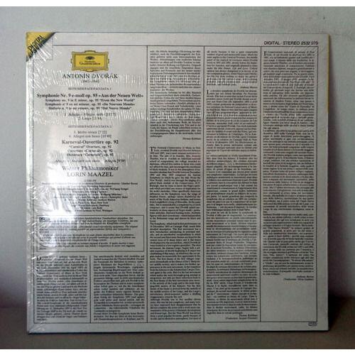 LORIN MAAZEL & VPO DVORAK Symphonie n°9  from the new world