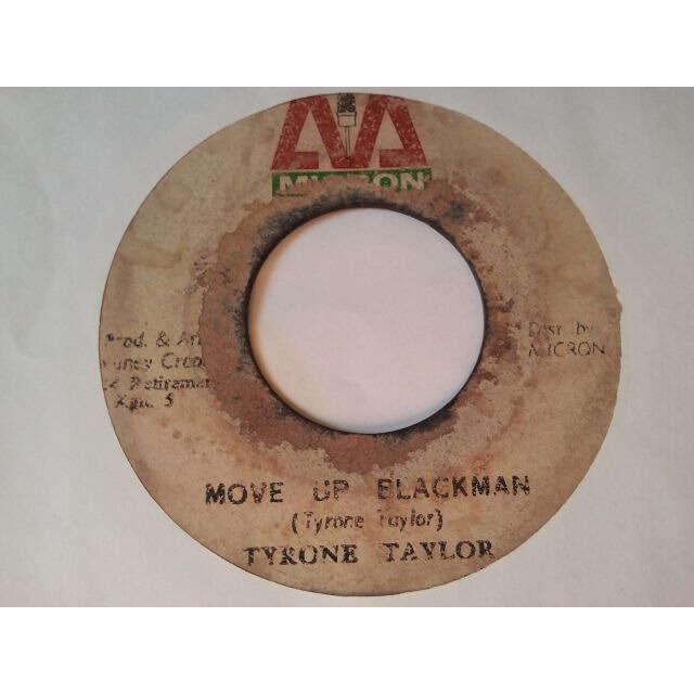 TYRONE TAYLOR MOVE UP BLACKMAN / VERSION ORIG