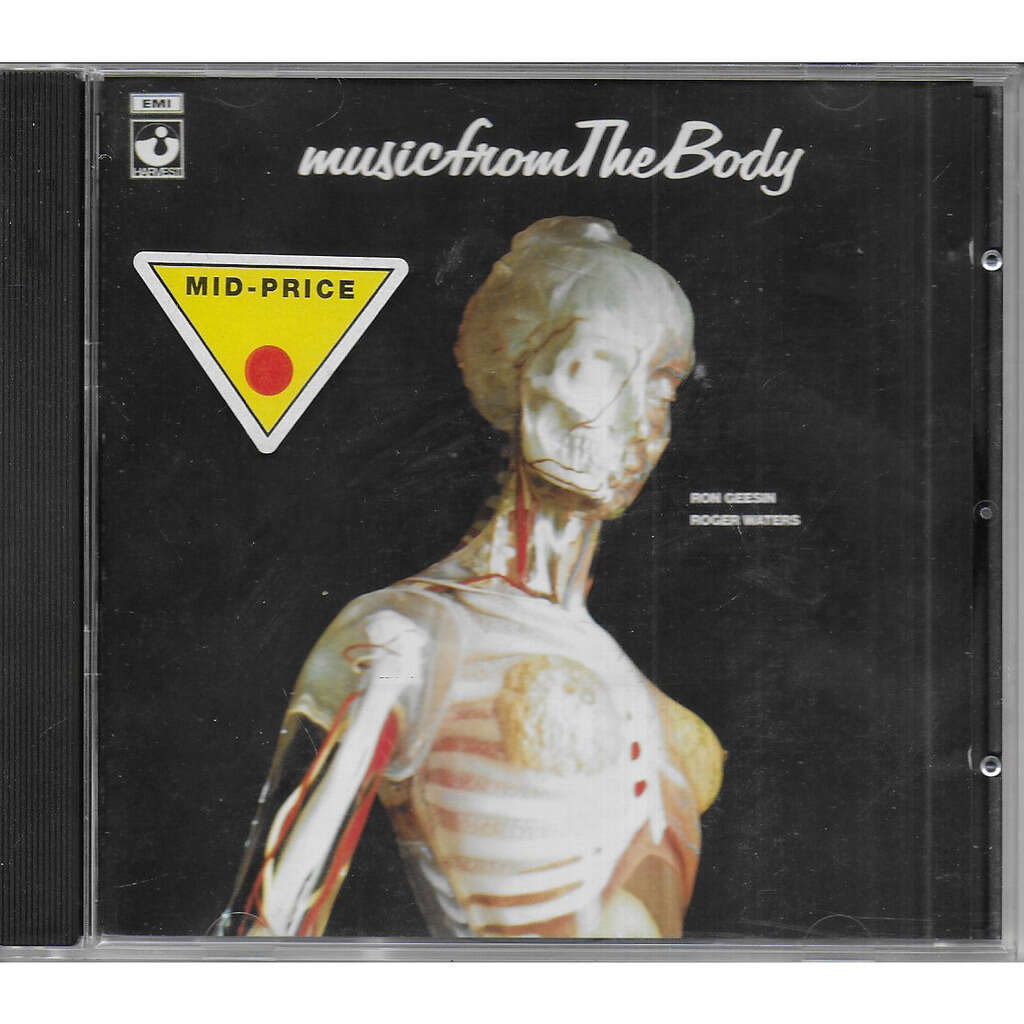 Ron GEESIN & Roger WATERS Music From the Body