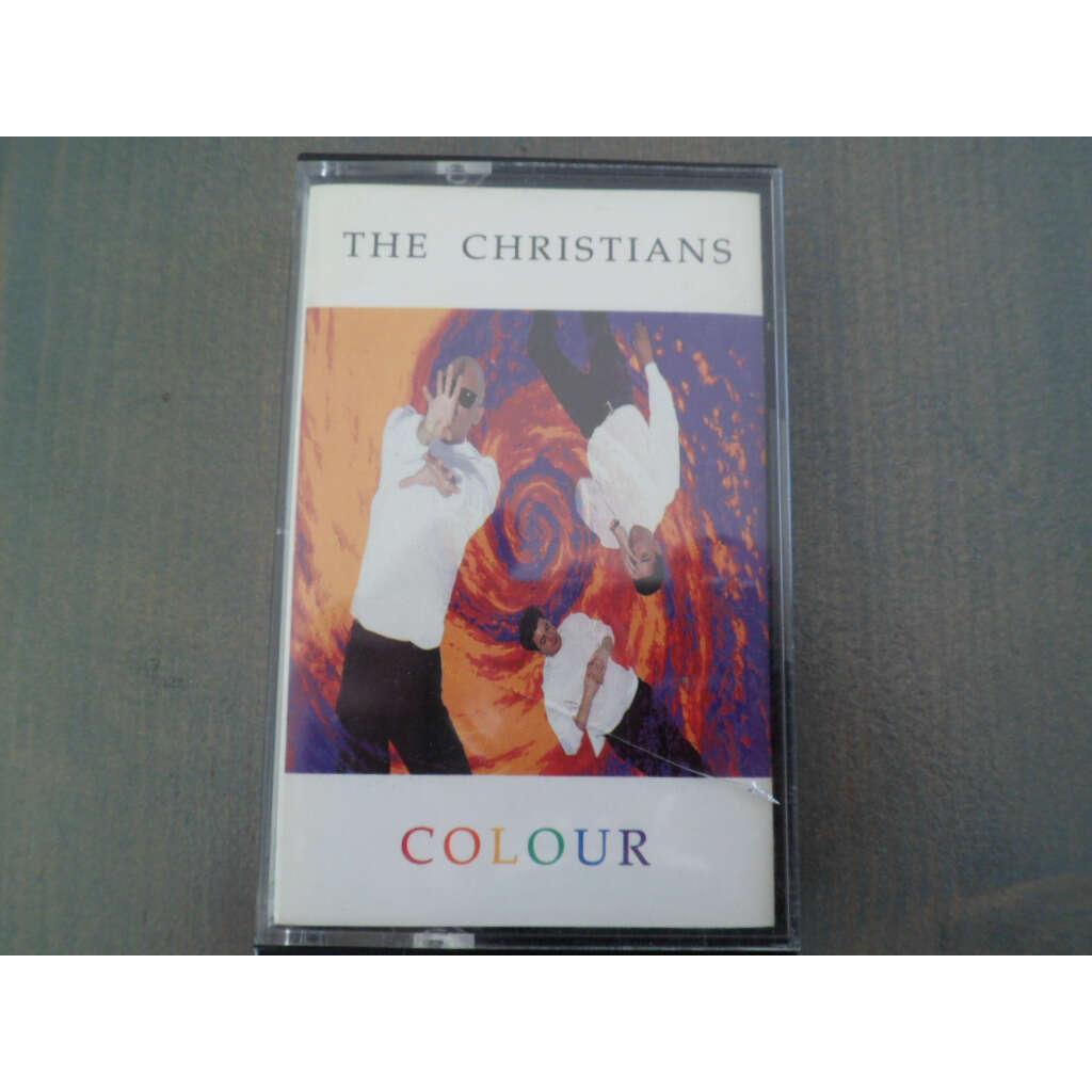 THE CHRISTIANS COLOUR