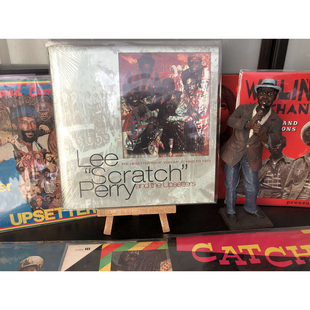 lee perry & the upsetters The Upsetter shop