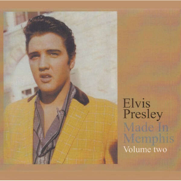elvis presley 001 cd digipack made in memphis vol.2 cd 19 outtakes & home recording
