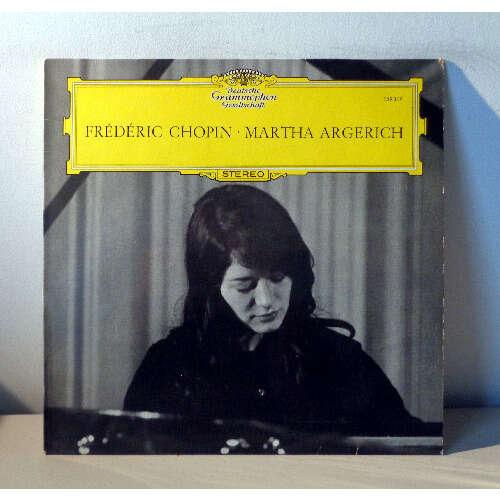 MARTHA ARGERICH Piano récital CHOPIN