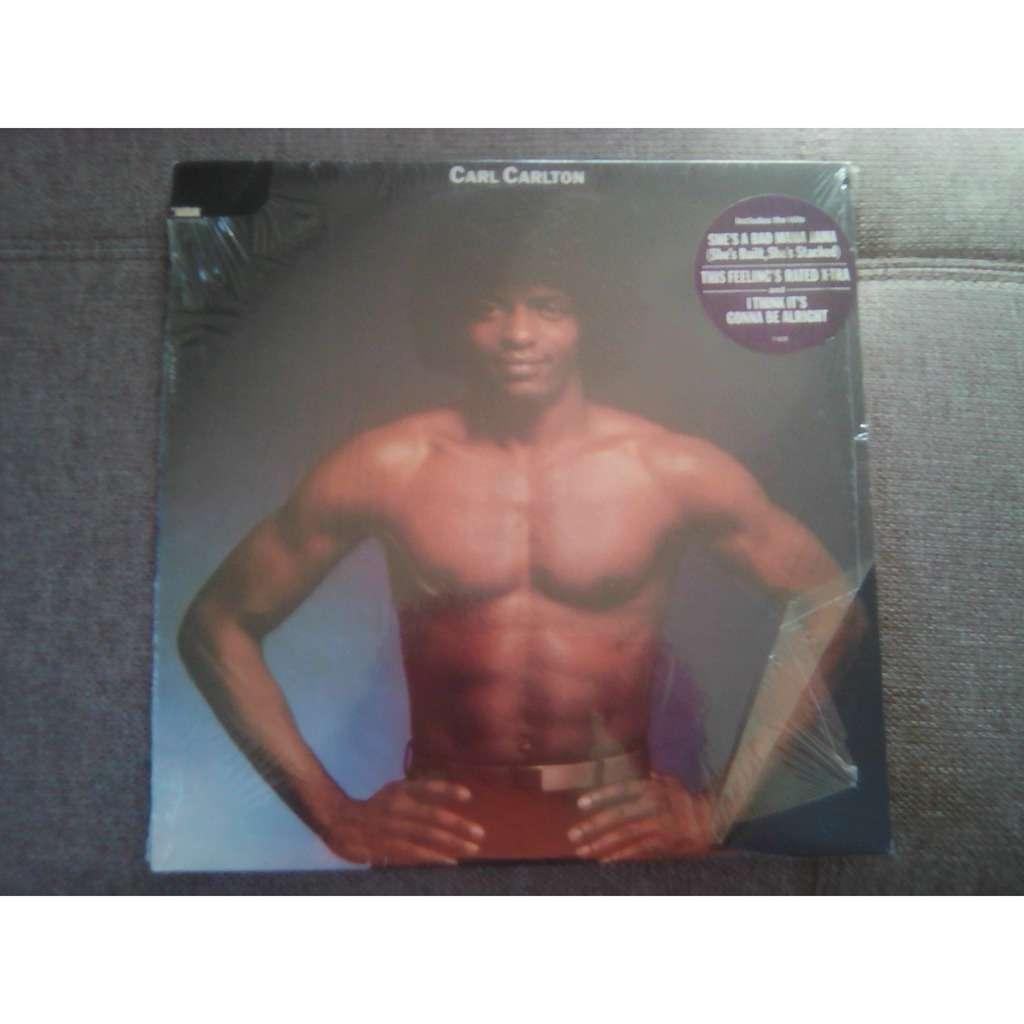 Carl Carlton - Carl Carlton (LP, Album)1981 carl carlton - carl carlton (lp, album)1981