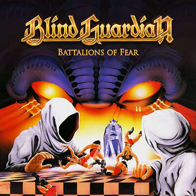BLIND GUARDIAN Battalions of Fear