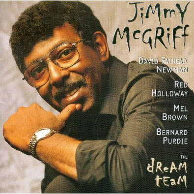 jimmy mcgriff the dream team