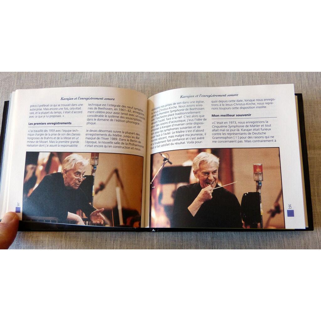 herbert von Karajan l'homme, le musicien, la légende