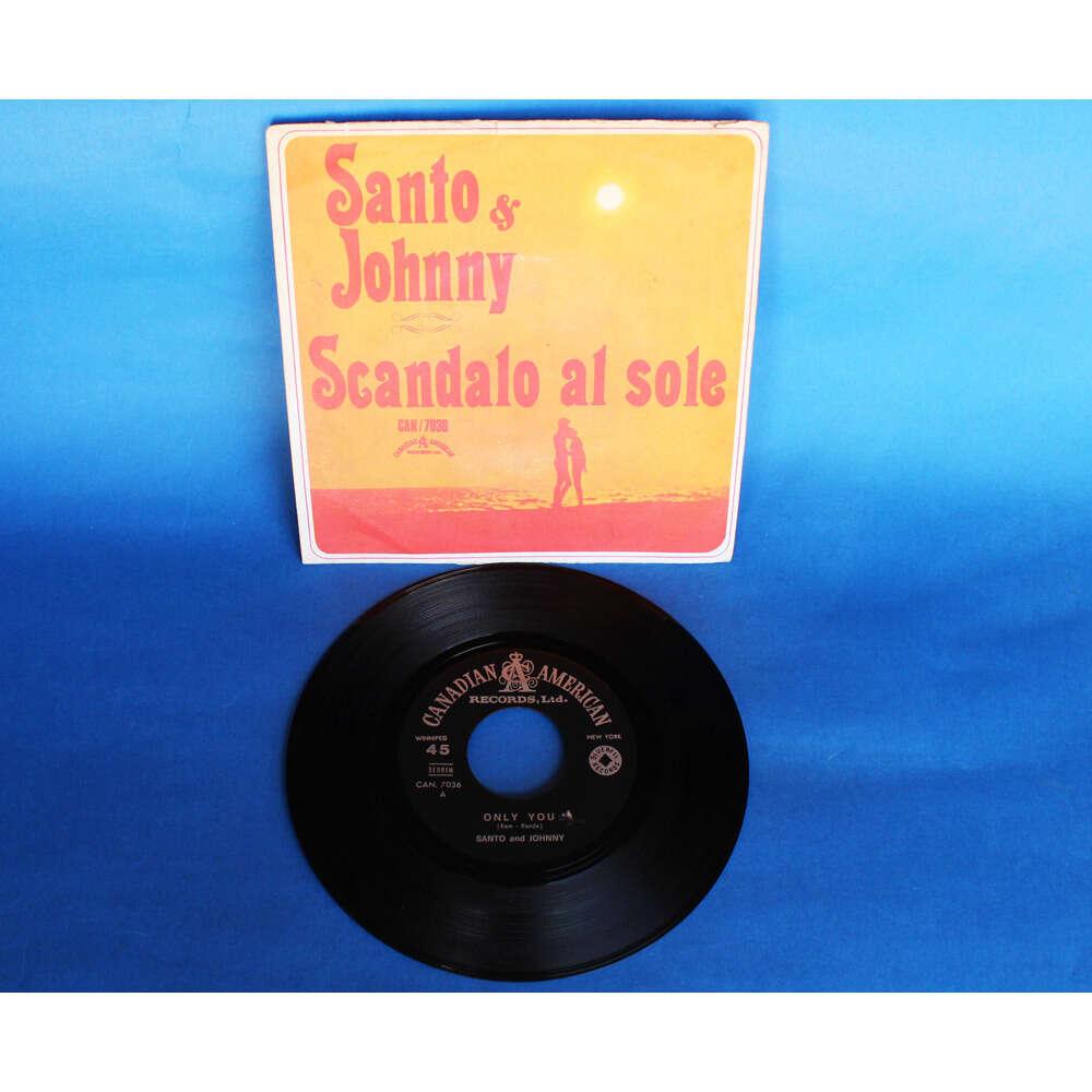 Santo And Johnny Scandalo Al Sole