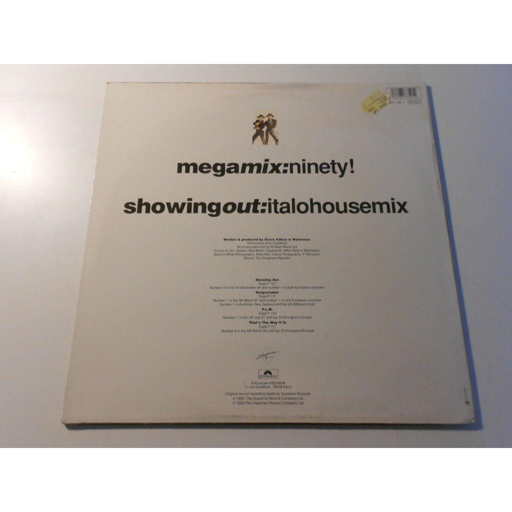 mel & kim megamix:ninety! § showing out:italohousemix