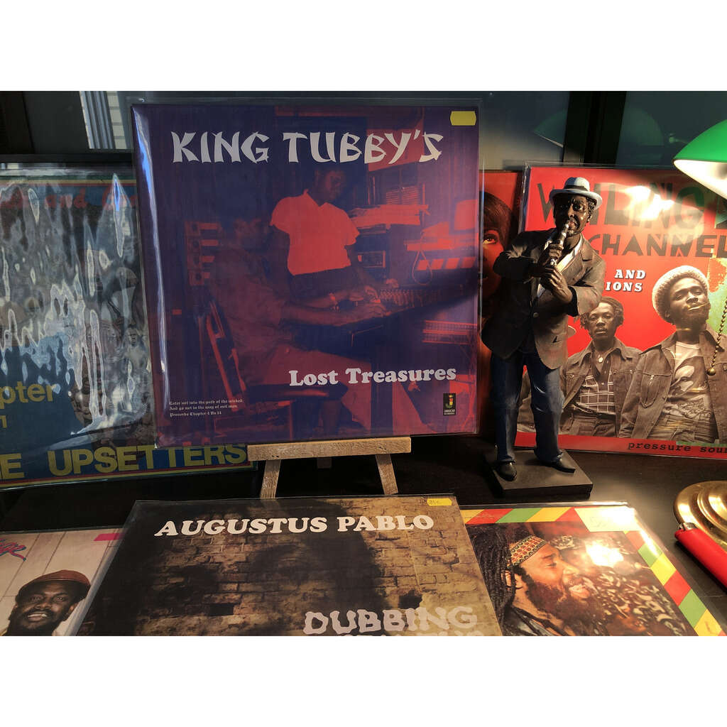 king tubby King Tubby's lost treasures