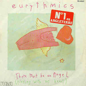 Eurythmics There Must Be An Angel