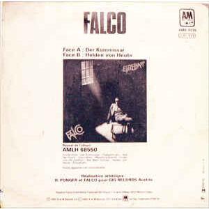 Falco Der Kommissar / Helden von heute