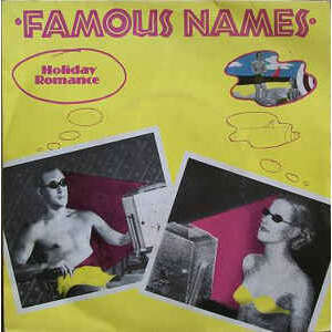 Famous Names Holiday romance