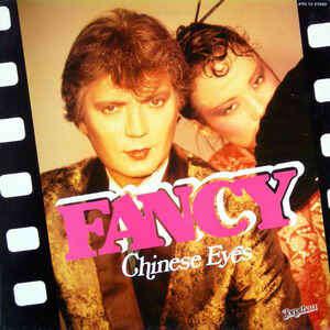 Fancy Chinese Eyes