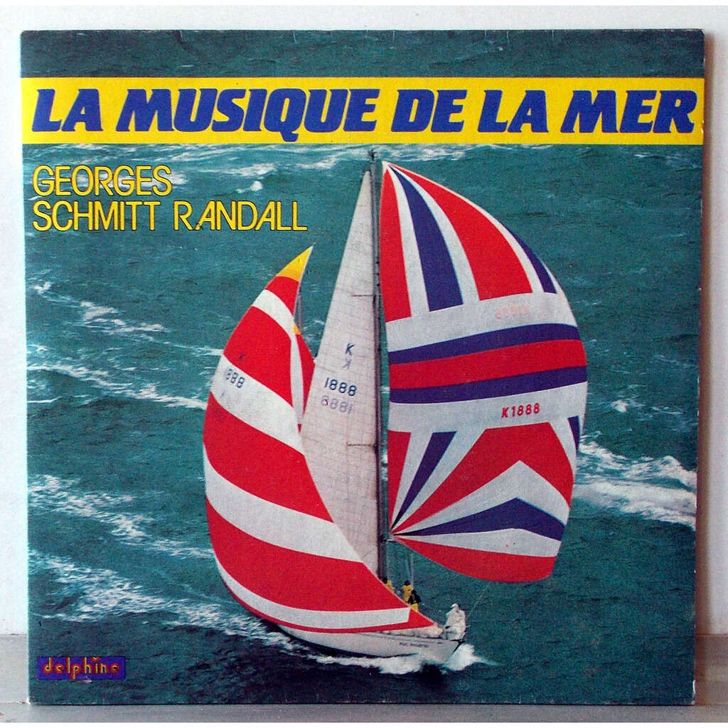 Georges Schmitt Randall La Musique De La Mer
