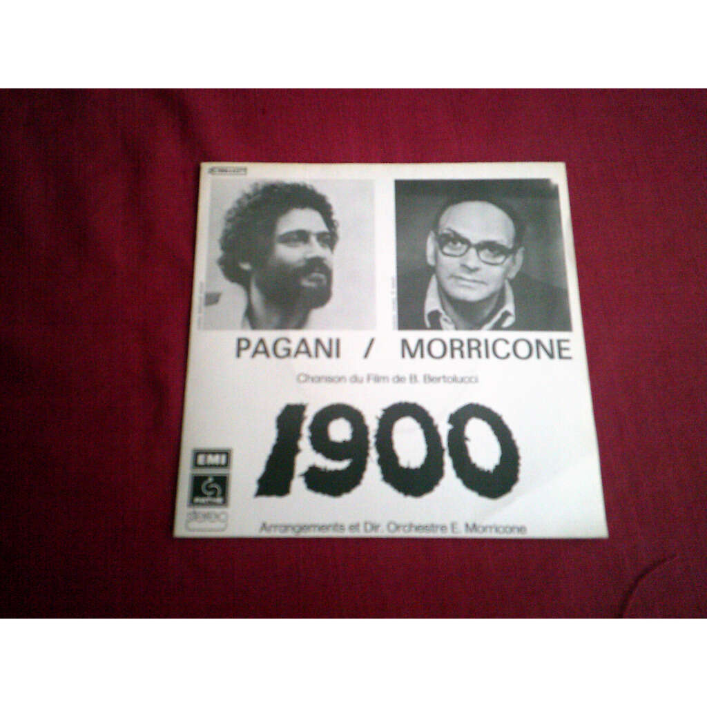herbert pagani - ennio morricone 1900