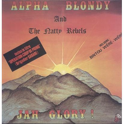 Alpha Blondy Jah Glory !