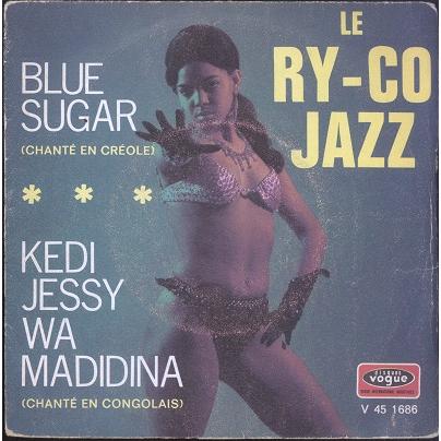 Ry-Co Jazz Blue Sugar / Kedi-Jessy Wa Madidina