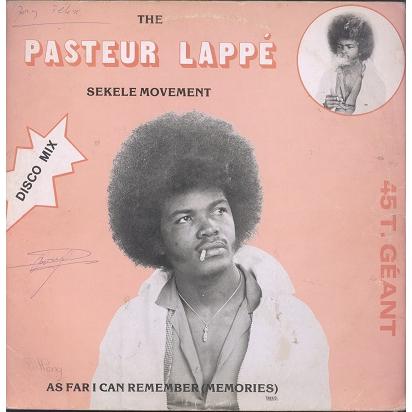 Pasteur Lappé The Sekele Movement